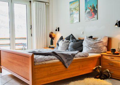 Holiday apartment St. Moritz